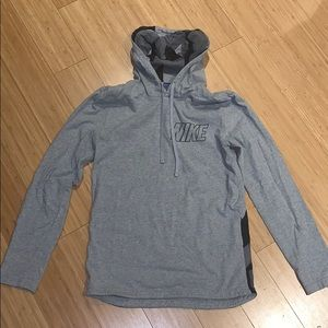 Nike hoodie size small.